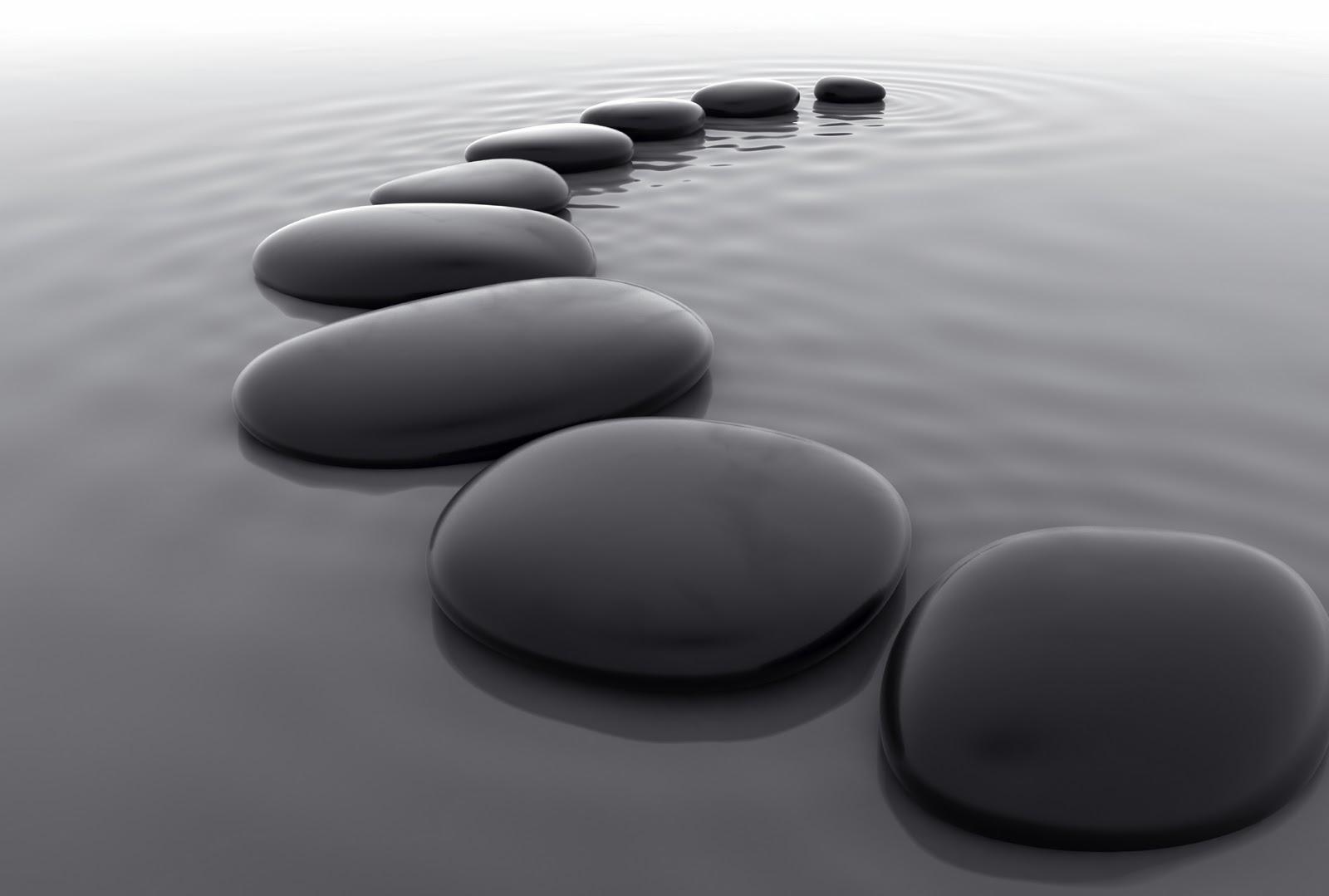 Zen Stones Wallpaper 5 René Chisco